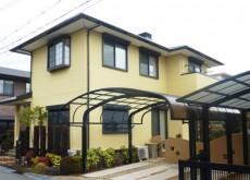 屋根・外壁塗装工事(ガイナ) 神戸市須磨区U様邸