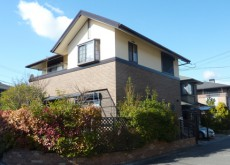 屋根・外壁塗装工事(ガイナ) 神戸市須磨区H様邸