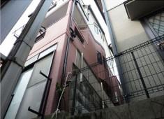 屋根・外壁塗装工事(ガイナ) 神戸市灘区T様邸