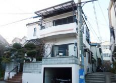 外壁塗装工事(ハイドロテクトECO-EX) 神戸市灘区O様邸