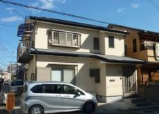 外壁塗装工事(ガイナ)神戸市長田区H様邸